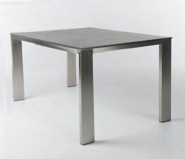 Bert Plantagie Tisch Edge Quadratischer Speisezimmertisch