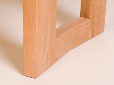 standard furniture esstisch komforto mit holzplatte oder mit glasplatte w hlbar. Black Bedroom Furniture Sets. Home Design Ideas