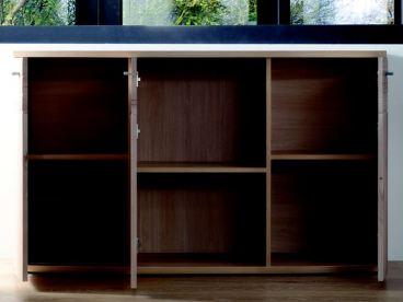 lyo77t01 sideboard lyon von mca direkt f r wohnzimmer oder esszimmer. Black Bedroom Furniture Sets. Home Design Ideas