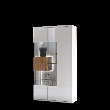 Ideal-Möbel Canberra Vitrine Type 04 für Ihr Wohnzimmer oder ...