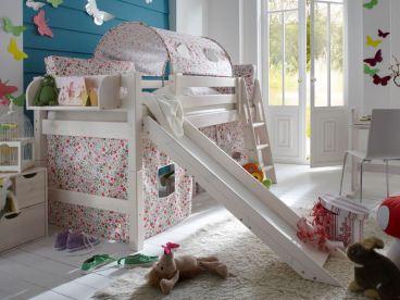Etagenbett Infanskids : Modulares etagenbett massivholz weiß lasiert infans kids in hessen