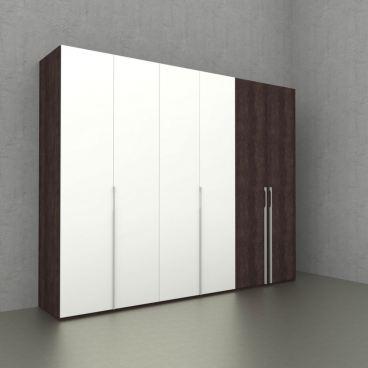 Nolte Concept Me 100 Planungs Kleiderschrank 6 Turig