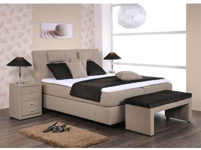 modernes boxspringbett royal von oschmann g nstig online kaufen. Black Bedroom Furniture Sets. Home Design Ideas