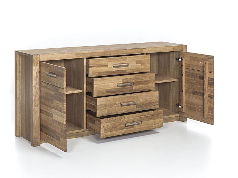 fen14t01 sideboard fenja von mca direkt f r wohnzimmer oder esszimmer. Black Bedroom Furniture Sets. Home Design Ideas