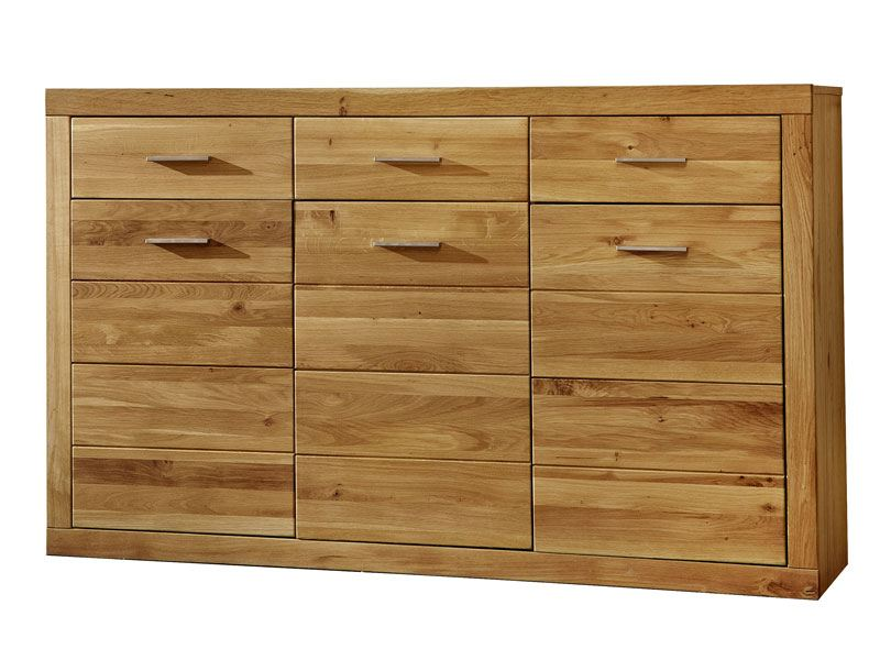 Wohn Concept Sideboard Pur In Wildeiche Teilmassiv
