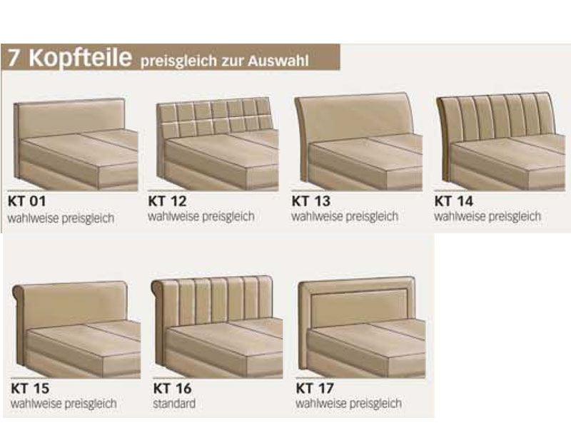 belcanto boxspringbett prestige mit motor auf 1000 federn. Black Bedroom Furniture Sets. Home Design Ideas