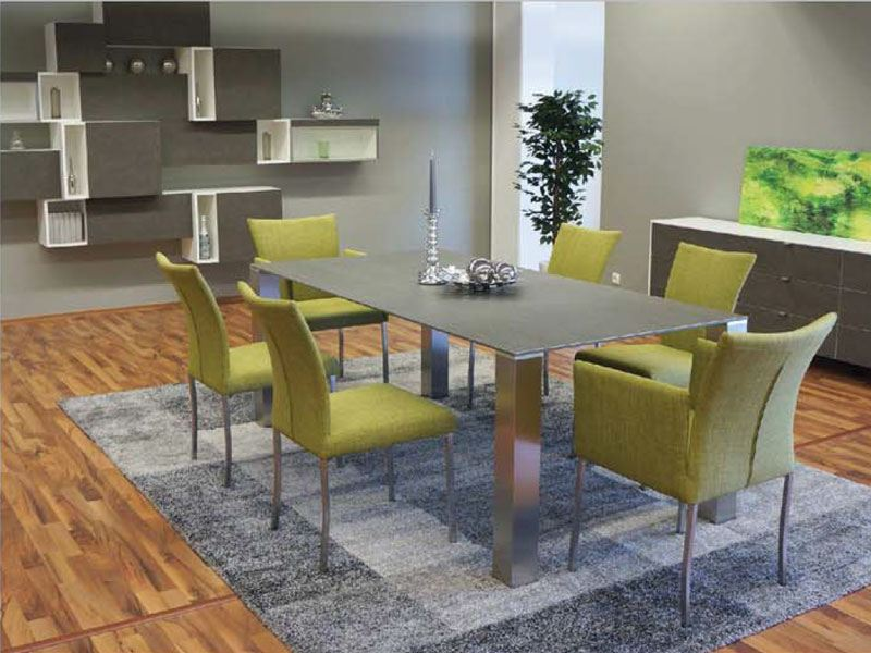 mwa aktuell polsterstuhl aus der linea dining serie. Black Bedroom Furniture Sets. Home Design Ideas