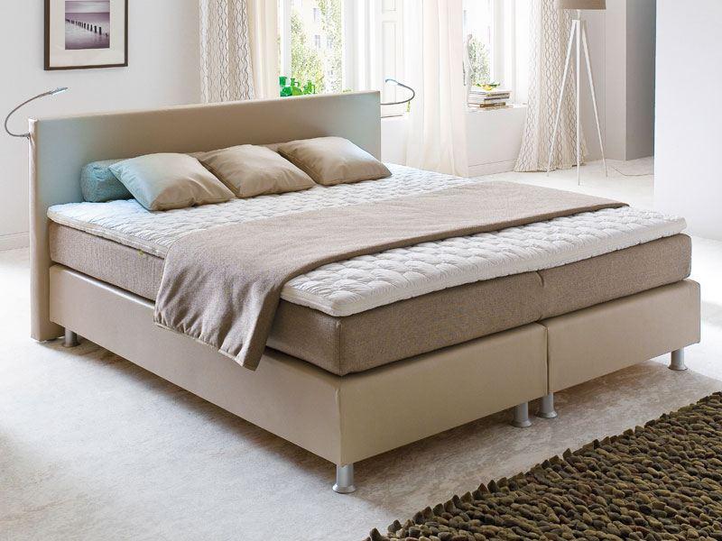 belcanto boxspringbett luxus liegefl che 180x200 cm g nstig kaufen. Black Bedroom Furniture Sets. Home Design Ideas