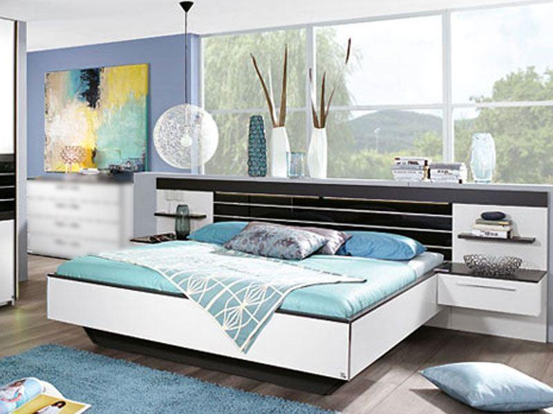 rauch steffen dialog coleen komfort bett in moderner farbkombination. Black Bedroom Furniture Sets. Home Design Ideas
