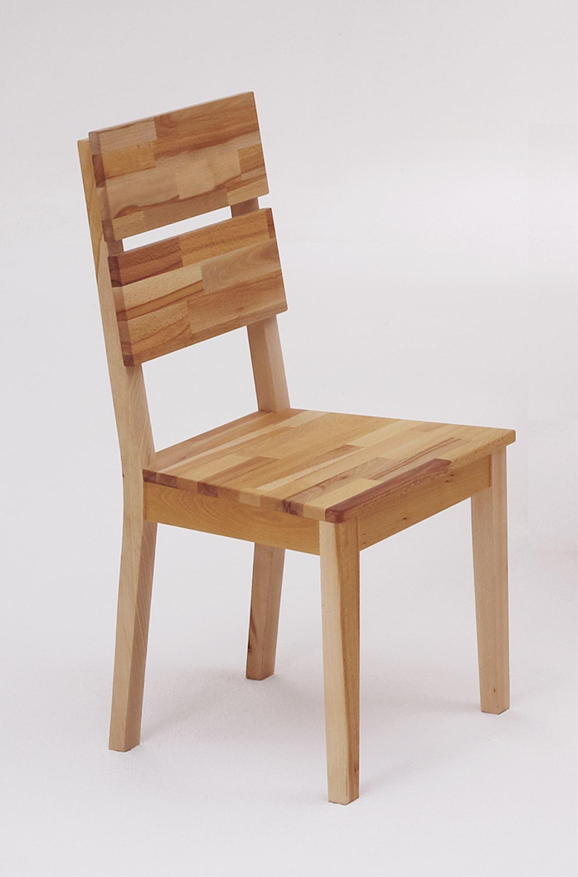 Elfo 2er Set Stuhl Dora G In Kernbuche Massiv Ge 246 Lt F 252 R