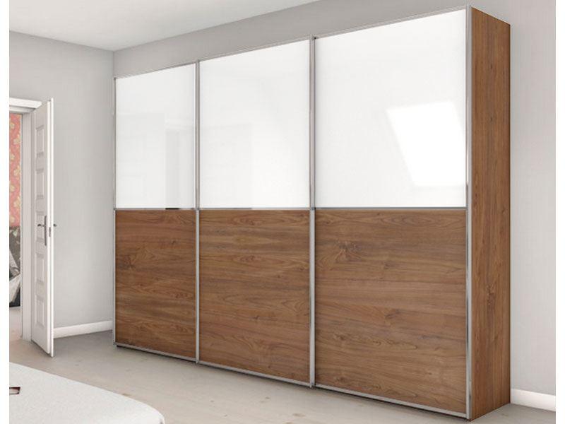 schwebet renschrank attraction nolte kleiderschrank g nstig kaufen bei. Black Bedroom Furniture Sets. Home Design Ideas