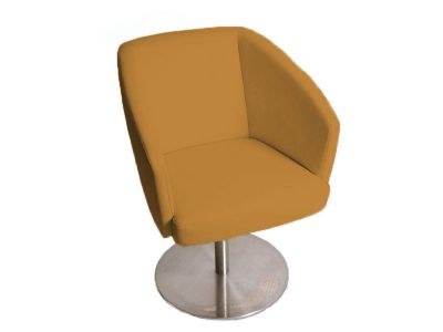k w m bel eleganter drehsessel silaxx 6115 1b mit kreuzfu h2o. Black Bedroom Furniture Sets. Home Design Ideas